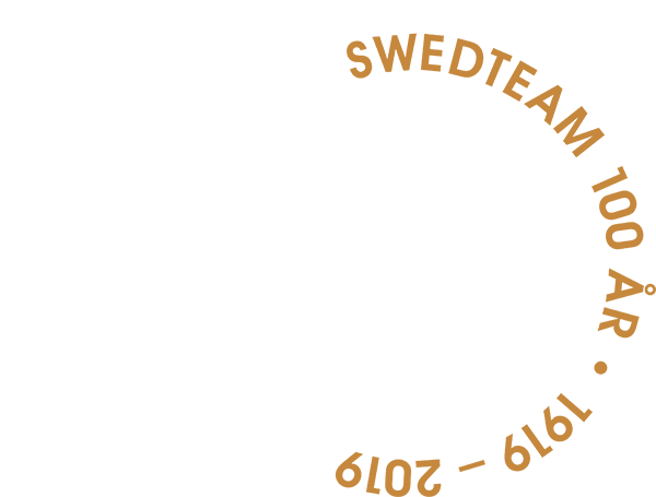 logo Swedteam 100 years