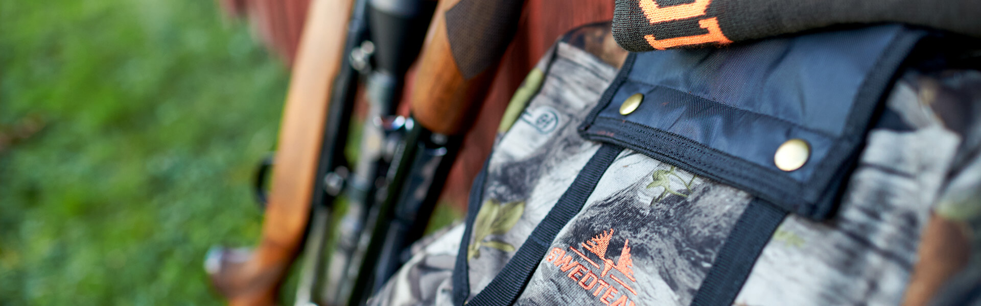 Hunting gear and products from Swedteam