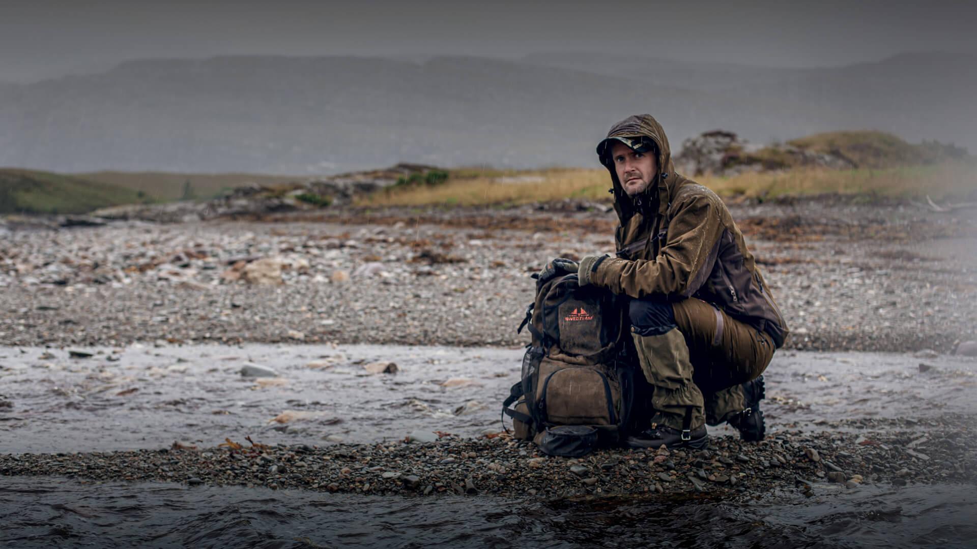 Swedteam Jagdbekleidung für jegliche Gelegenheit