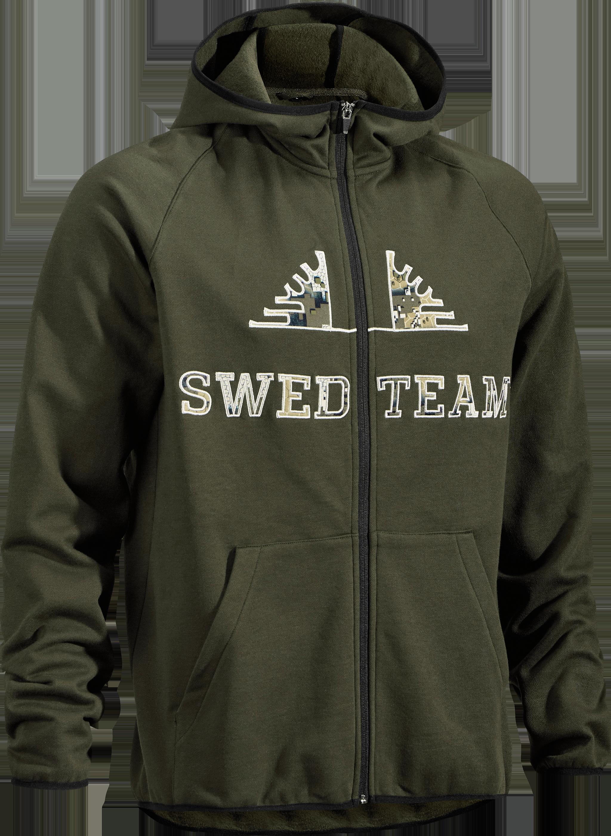 Veil Hood M Sweater Full zip | Products | Swedteam