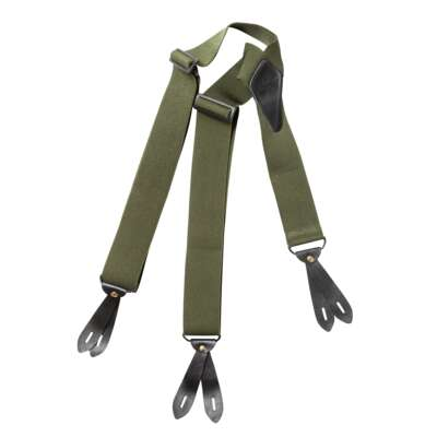 Suspender Strap Green