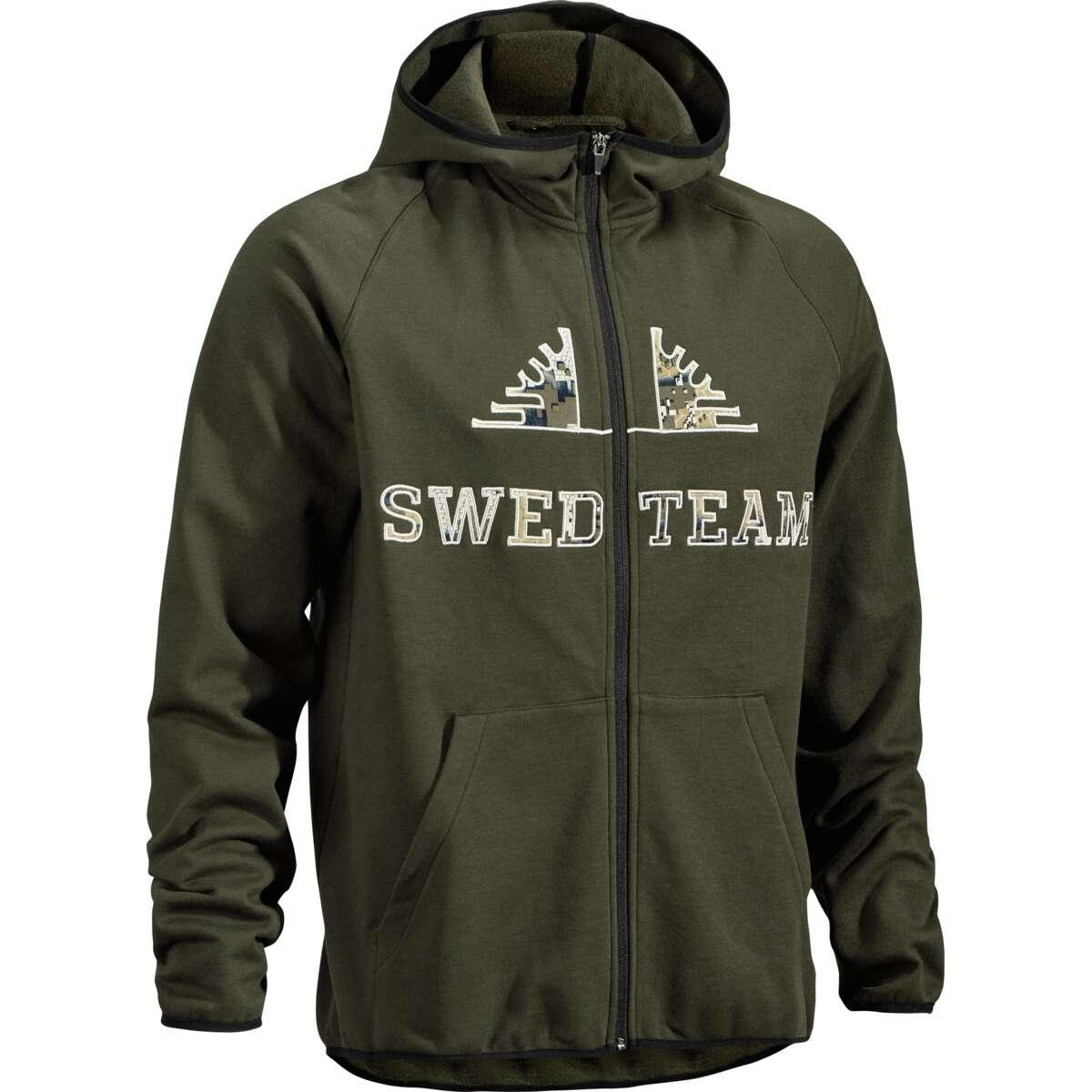 Reit- & Fahrsport-Artikel Pferdeausstattung & Zubehör SwedTeam Veil Full-zip hood M Sweater